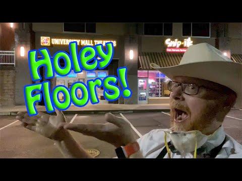 EPISODE #2: Holes In The Floor!