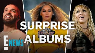 The Beyonce Effect: Artists Who've Dropped Surprise Albums