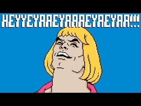 Whats Up? (He-Man heyyeyaaeyaaaeyaeyaa) [8 Bit Tribute to 4 Non Blondes & He-Man] - 8 Bit Universe