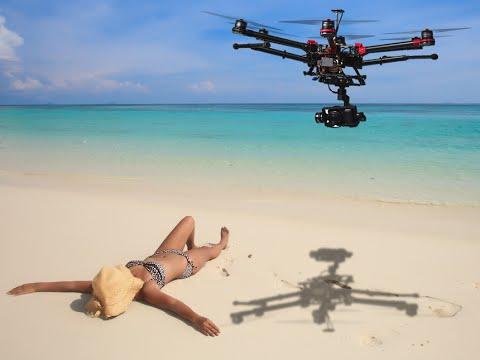 LA ERA DEL DRONE DOCUMENTAL EN ESPAÑOL