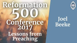 Reformation   Practical Lessons from Calvin's Preaching - Joel Beeke