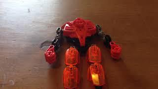 Lego Bionicle robot  no .2