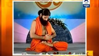 Baba Ramdev's Yog Yatra: Exercises for get cure from diabetes