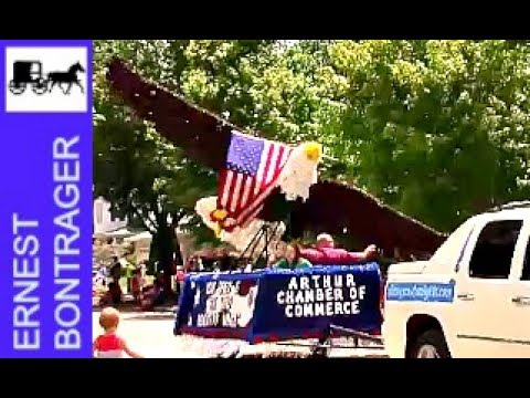 2017 Arthur Freedom Celebration Parade