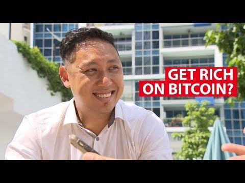 Get Rich On Bitcoin? | Talking Point | CNA Insider