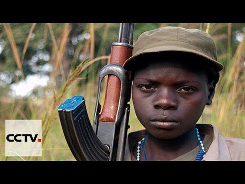 La rédemption d'un ancien enfant soldat
