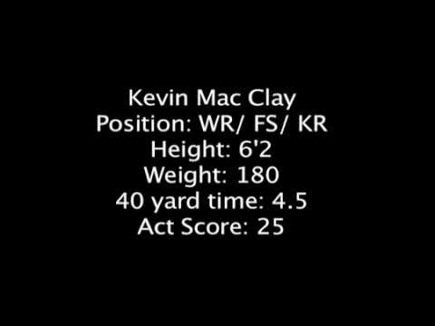 Kevin Mac Clay #3 Mater Academy Charter High School