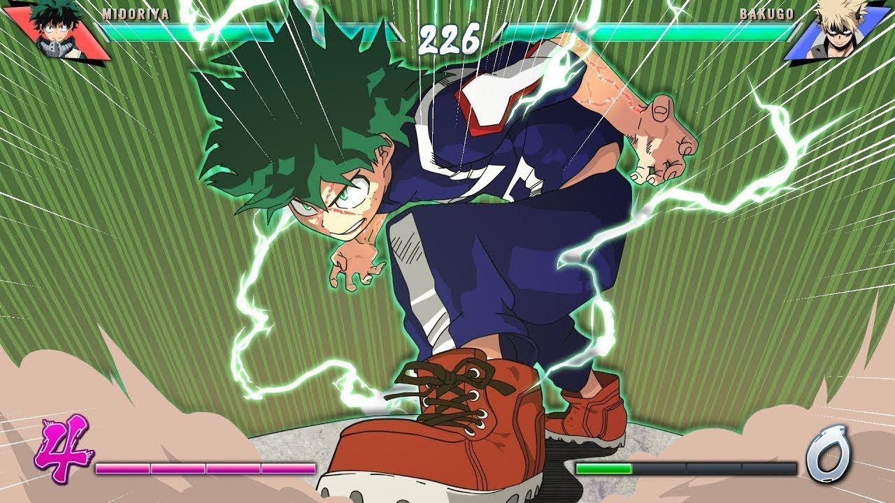Image result for My Hero Academia: One's Justice