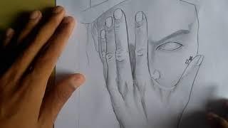 Desenhando Fatty Wap - Speed draw
