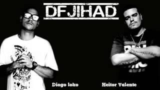 DF JIHAD - Cartel Literário