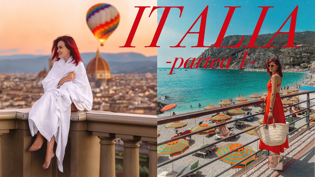 Vlog de calatorie | 7 zile in Italia: Bologna si Florenta 🇮🇹