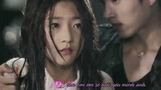 Yêu anh cứ để em - Song Thư ( Karasub + lyrics)