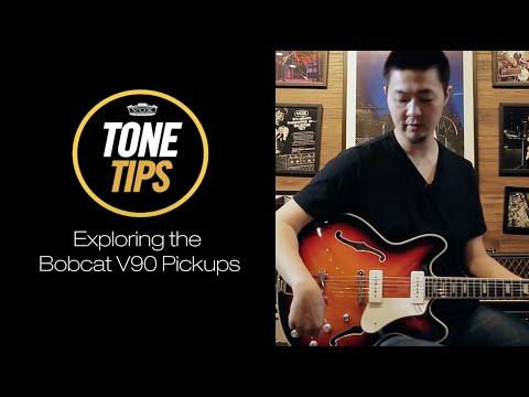 VOX Tone Tips: Exploring the Bobcat V90 Pickups