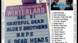 The Blues Brothers - Live at Winterland Unofficial Bootleg