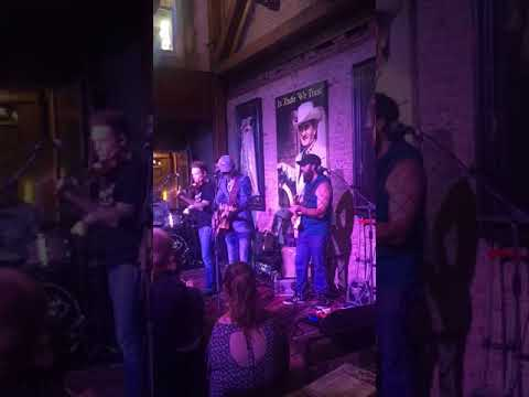 Folsom Prison Blues Cover By: Camden Jordan Live In Nashville