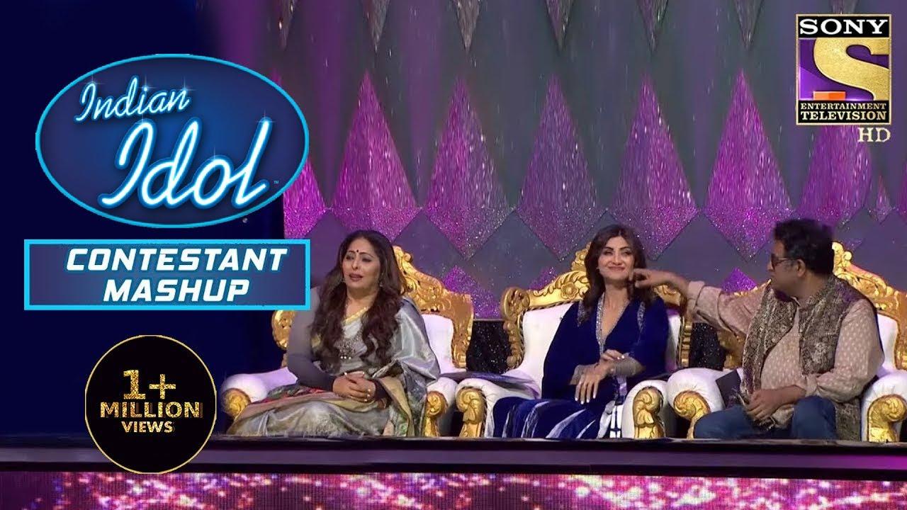 Download Pawandeep और Arunita ने Nostalgic Feel करा दिया Shilpa Shetty को | Indian Idol | Contestant Mashup