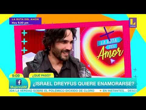 ¿Israel Dreyfus Quiere Enamorarse? (20-08-2020)