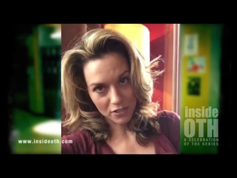 Hilarie Burton Invites You To Inside OTH!