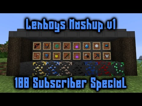 100 Subscriber Special - Mashup Pack Release!