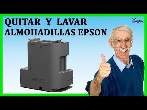 quitar-y-lavar-almohadilla-epson-l3110-l3150-l4150-l4160-l6161-l6171-l6191