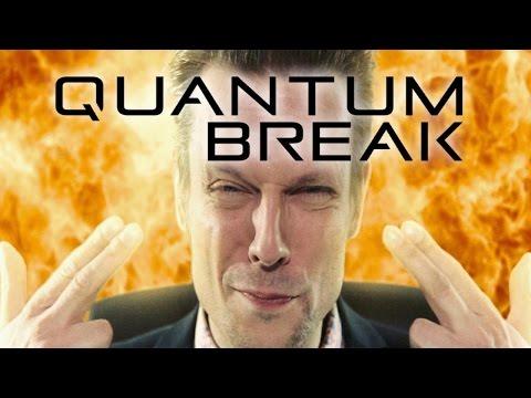 Two Best Friends Play Quantum Break |