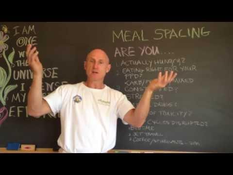 Meal Spacing for Optimal Health