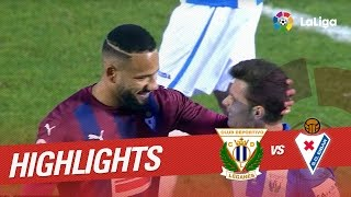 Video Gol Pertandingan Leganes vs Eibar