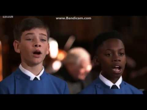 Alexander Armstrong on Songs of Praise