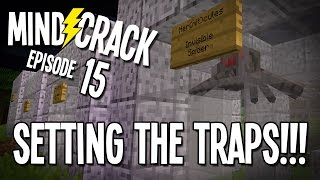 "Minecraft Mindcrack Server Ep 15 - ""Setting The Traps!!!"""