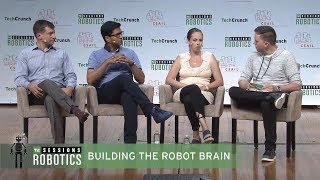 Building The Robot Brain
