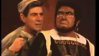 Rodica Mandache, Dem Rădulescu şi Mitică Popescu - Othello şi sinonimele (1984)