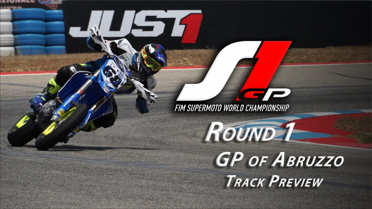 S1GP 2021 - [S1] ROUND 1    - Track Preview - GP OF ABRUZZO, ORTONA, ITALY - Supermoto