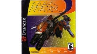 Mars Matrix Review for the SEGA Dreamcast