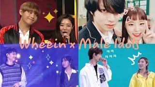 Download Mp3 MAMAMOO Wheein x Idols Moments Boygroups