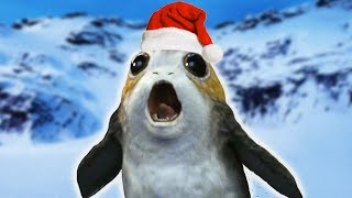 Star Wars Battlefront 2 Funny & Random Moments [FUNTAGE] #81 - Christmas Special!