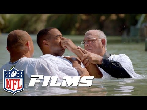 Hall of Fame Baptism | NFL Films Presents