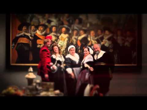 NIGHT AT THE MUSEUM Frans Hals vol Liefde, Drank en Waanzin