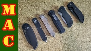 Knives of the Military Arms Channel