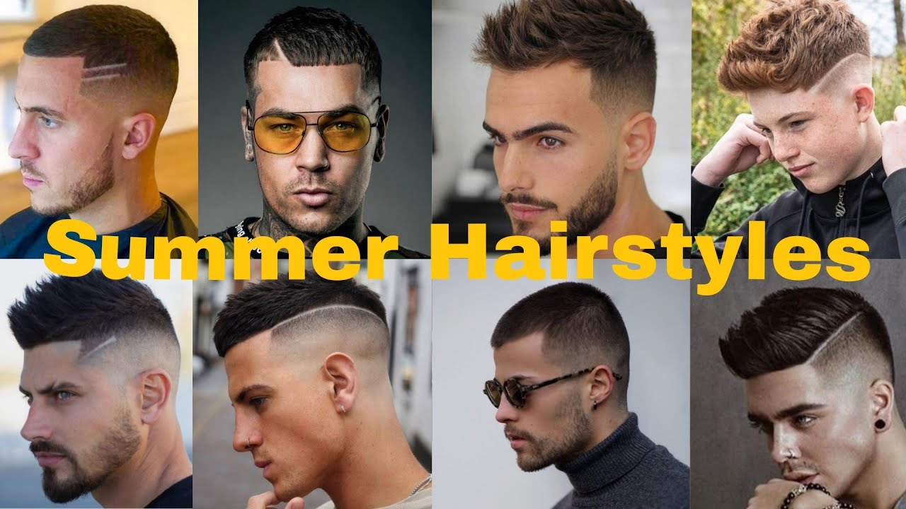 stylish summer haircuts hairstyles for men s that are on trend 2019 best summer haircut for men