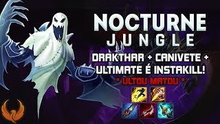 Baixar DRAKTHAR + CANIVETE + ULTIMATE É INSTAKILL! *ULTOU MATOU* - NOCTURNE JUNGLE GAMEPLAY [PT-BR]