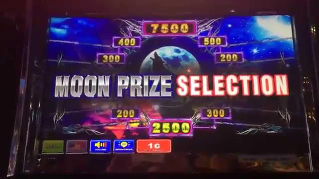 Howling Wolf Slot Machines