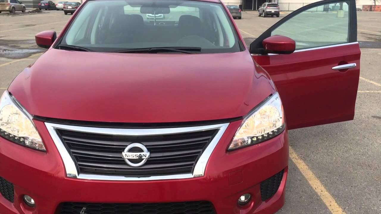 2014 Nissan Sentra SR Full Review