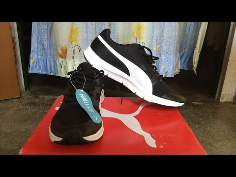 Puma Flexracer DP Running shoe... (Unboxing)