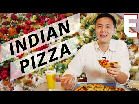 Indian Pizza Is San Francisco's Best Kept Secret — Dining On A Dime