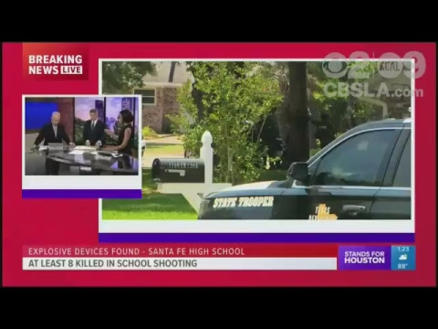 WATCH LIVE: Texas School Shooting Coverage