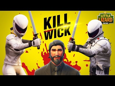 KILL WICK - IS JOHN DEAD? Vol.2 - FORTNITE SHORT FILMS