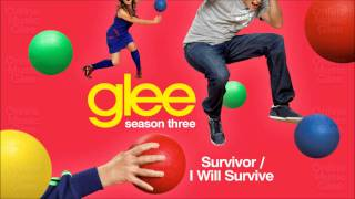 Survivor / I will Survive - Glee [HD Full Studio] [Complete]