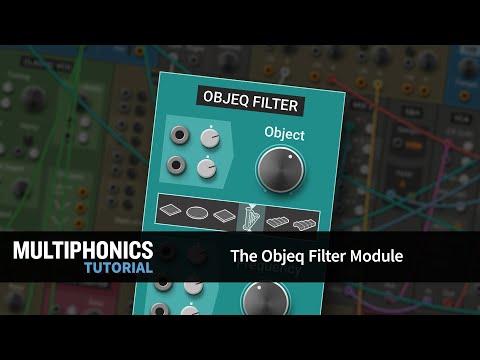Multiphonics CV-1 Tutorial