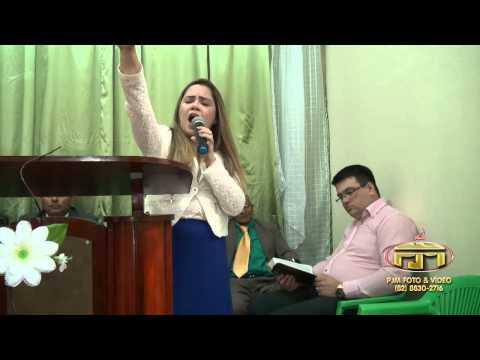 Sara Farias - Deixa eu te usar - Igreja Pentecostal Monte Sião  São josé da Laje - AL