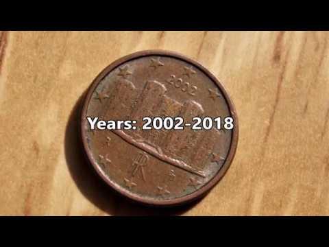 1 Euro Cent 2002 Italy